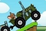 Tom und Jerry Traktor