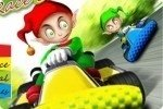 Weihnachtselfen Rennen