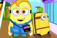 Minions fliegen nach New York