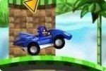 Sonic Autorennen