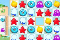 Süßigkeiten-Puzzle